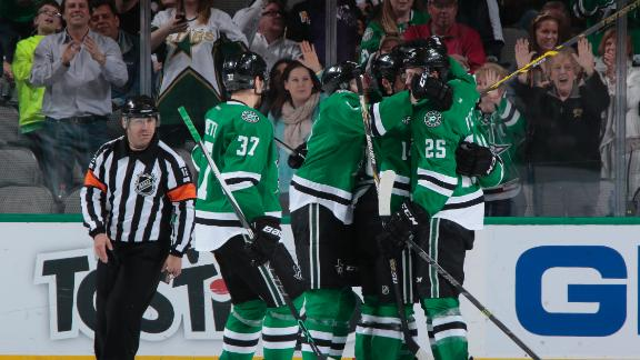 Video - Stars Stun Penguins