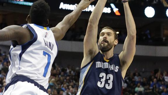 Video - Grizzlies Take Care Of Mavs