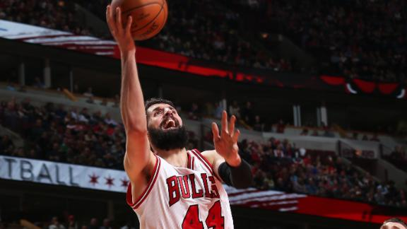 Video - Bulls Charge Past Raptors
