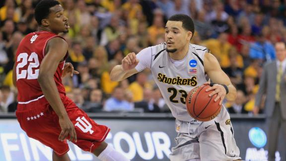 VanVleet Stars In Wichita State Win