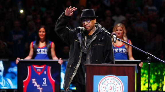 Video - Iverson The Exec?