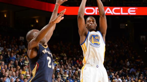 Video - Warriors Cruise Past Shorthanded Pelicans