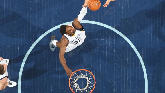 Grizzlies Roll Past Trail Blazers