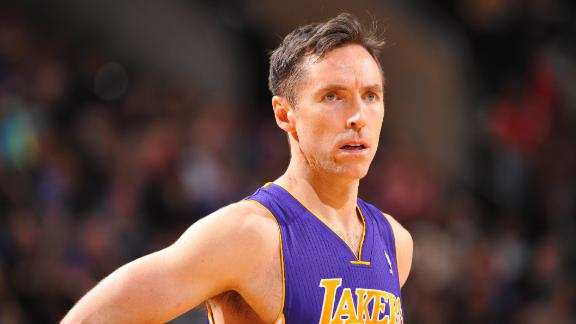 Video - Steve Nash Announces Retirement