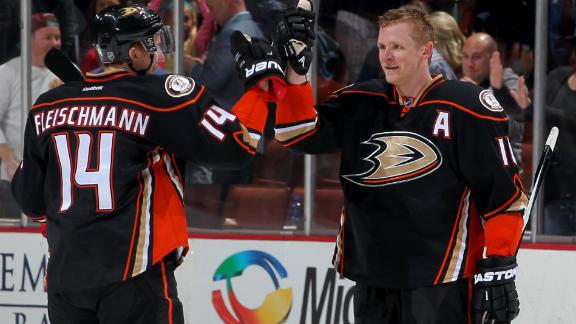 Video - Ducks Edge Avs In Overtime