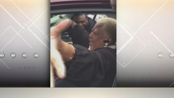 Video - C.J. Anderson Buys His Grandmother A New Car