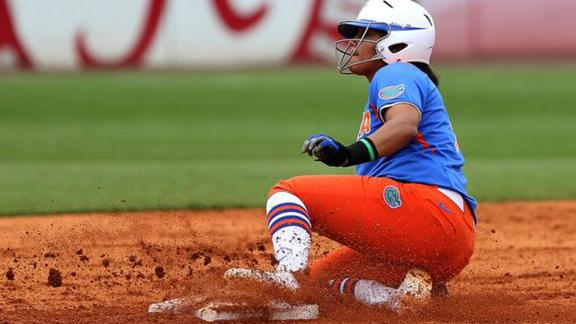 SEC softball toughest in the nation
