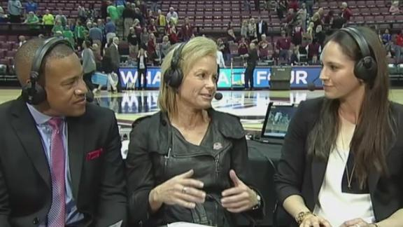 Sue Semrau On Florida State's Win