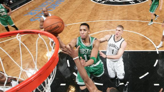 Turner triple-double vs. Nets ends C's skid