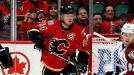 Flames Hold Off Avalanche