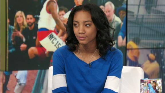 Catching Up With Mo'ne Davis