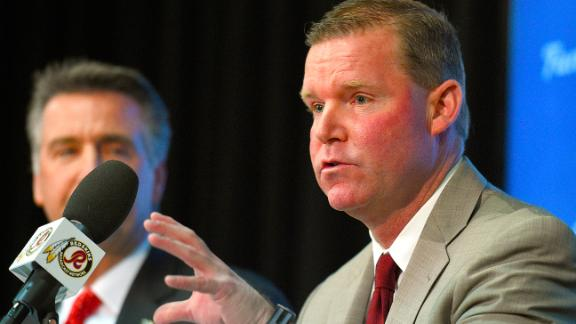 GM McCloughan Is Redskins' Best Offseason Move