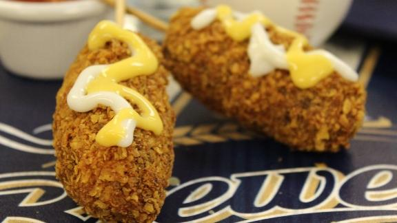 Nachos On A Stick Made Available To Brewers Fans