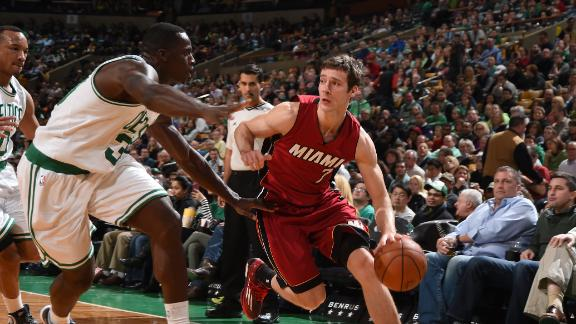 Heat Burn Celtics