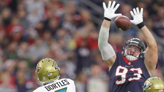 Inside The Huddle: J.J. Watt