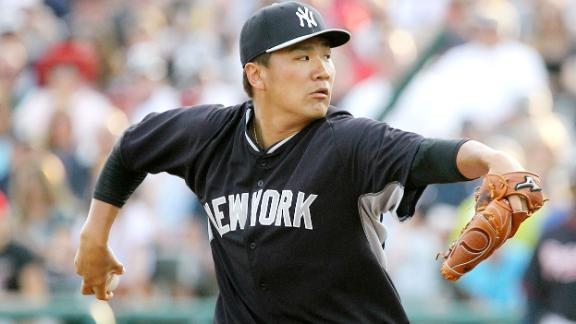 Tanaka Supplants Sabathia For Opening Day Start