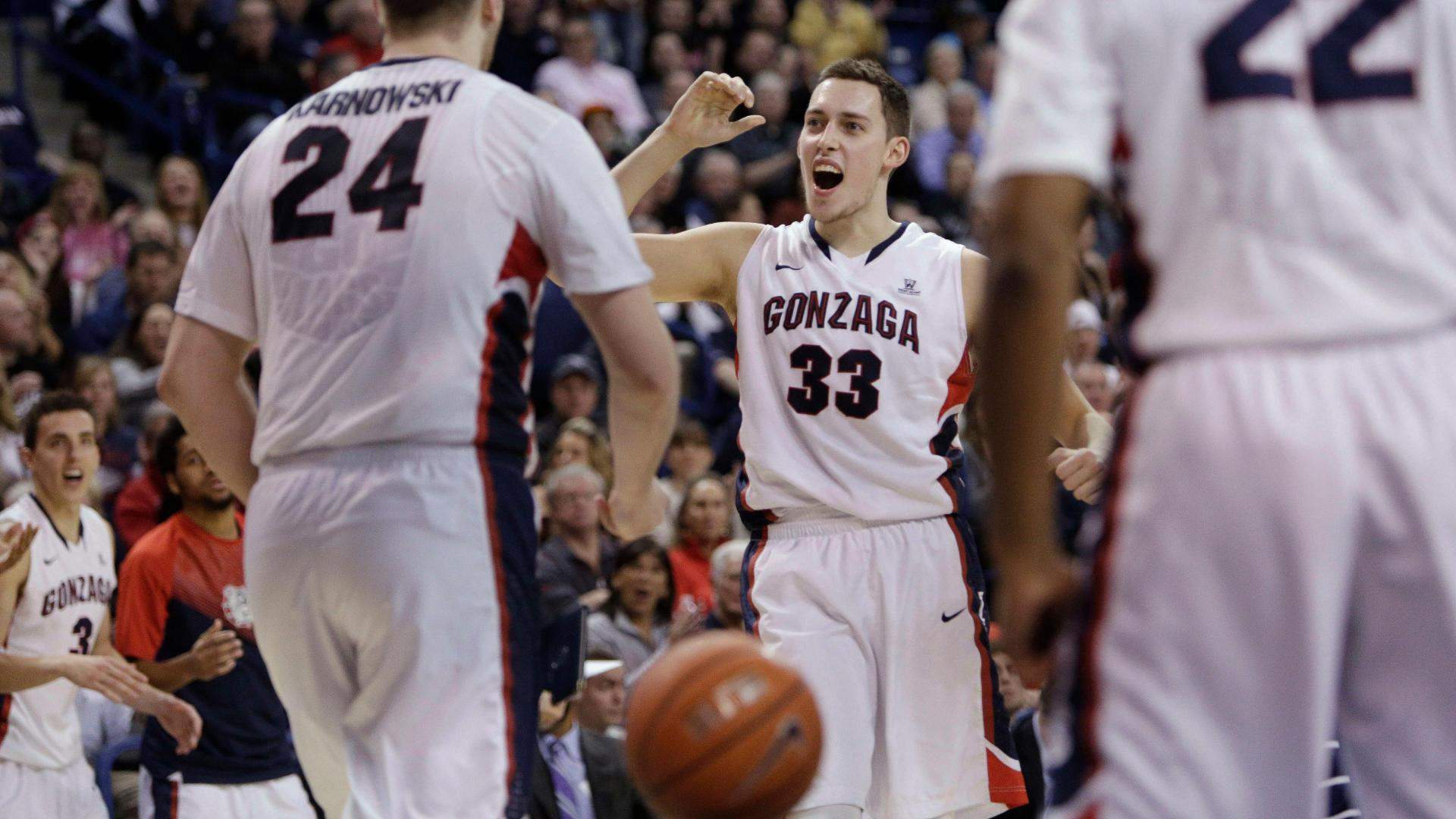 All-Access: Kyle Wiltjer, Gonzaga