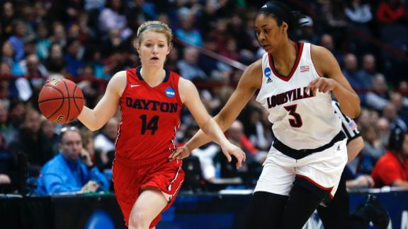 Dayton Gets Past Louisville