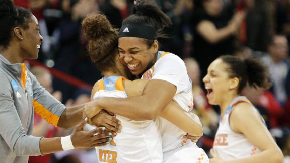 Tennessee Rallies For Win