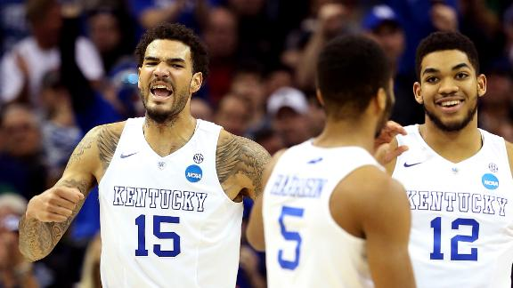 Kentucky Tops Notre Dame On Free Throws