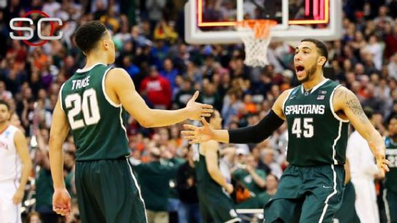 Michigan State Knocks Off Oklahoma