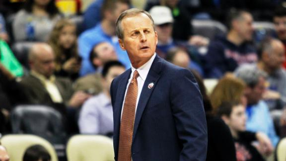 Texas Fires Rick Barnes After 17 Seasons