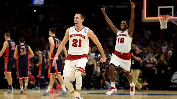 Wisconsin Advances To Final Four