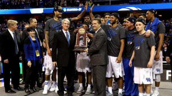 Calipari: 'I Didn't Think We Played Particularly Well'