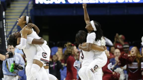 Mitchell, South Carolina In First Final Four