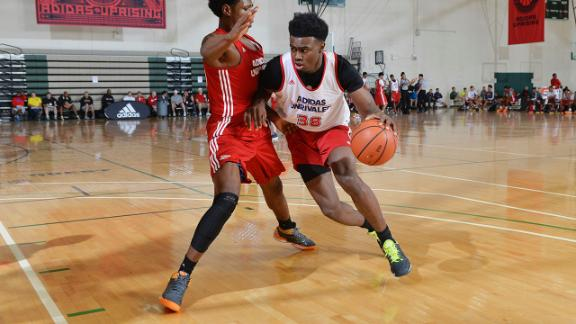Will adidas sway top uncommitted senior?