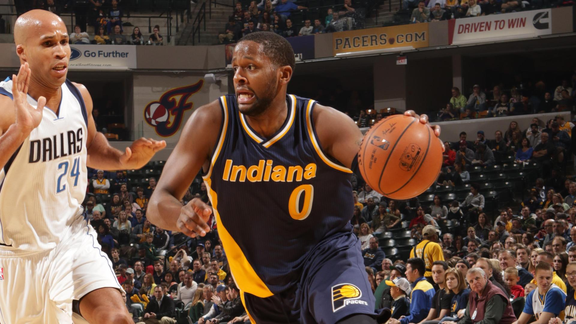 Miles, Pacers chase Mavs to stay in playoff hunt