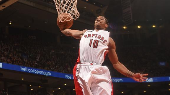 NBA Playoff Picture Update: Raptors soar past Rockets