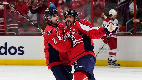 Ovechkin scores 50th goal in win