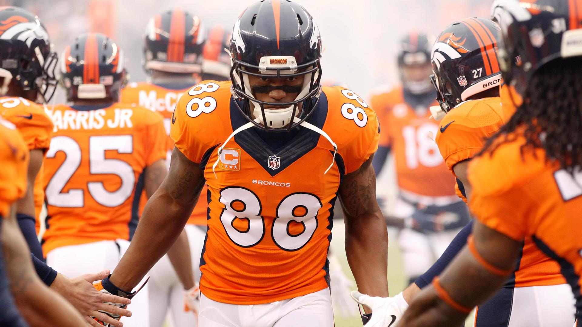 Demaryius Thomas to skip offseason workouts