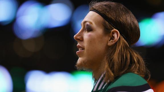 Olynyk not worried about pain