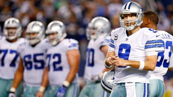 Romo: 'I'll probably do the restructure here shortly'