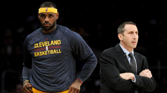 Is LeBron calling plays for Cavs?
