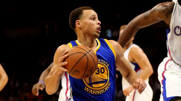 Splash Brothers lift Warriors past Clippers