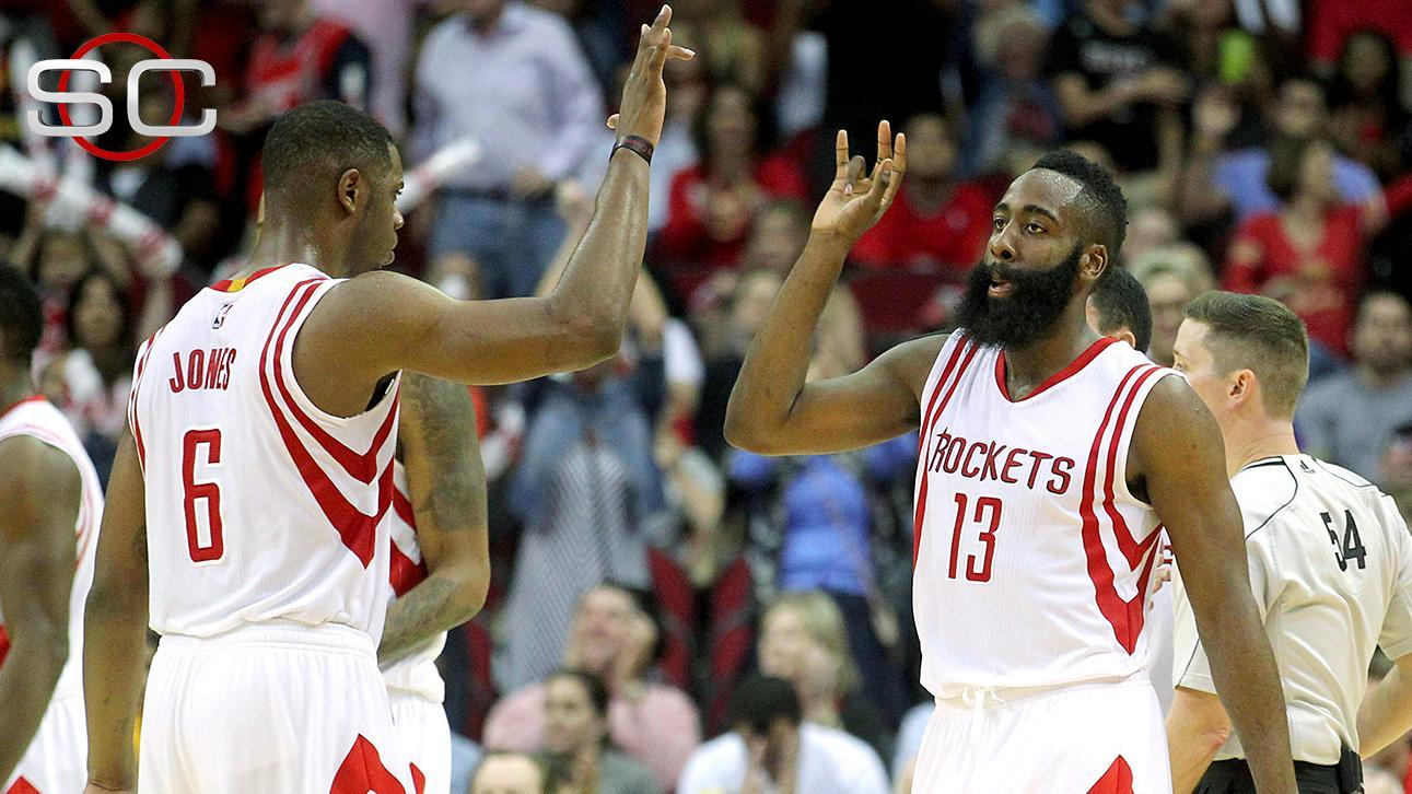Harden scores career-high 51 points