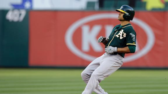 A's lack depth without Coco Crisp