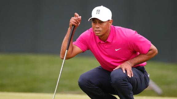 Tiger firm in decision to return for Masters