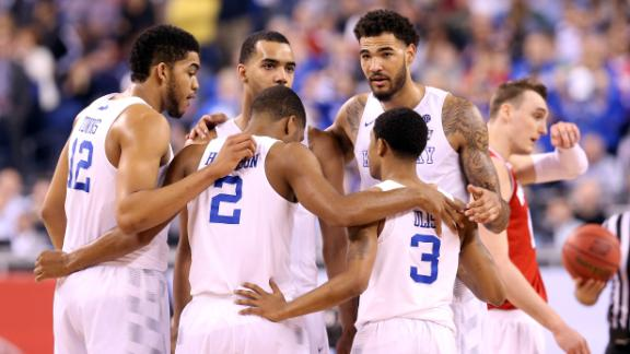 Legacy of 2014-15 Kentucky team