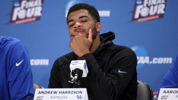 Andrew Harrison uses slur in reference to Kaminsky