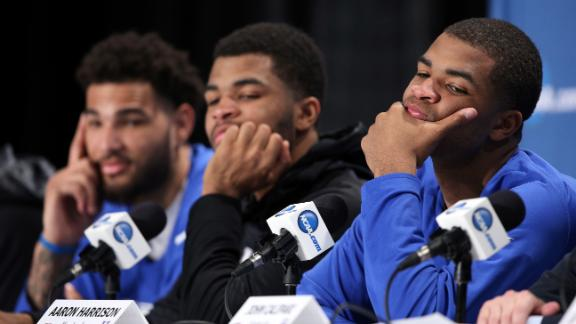 Andrew Harrison apologizes for slur about Kaminsky