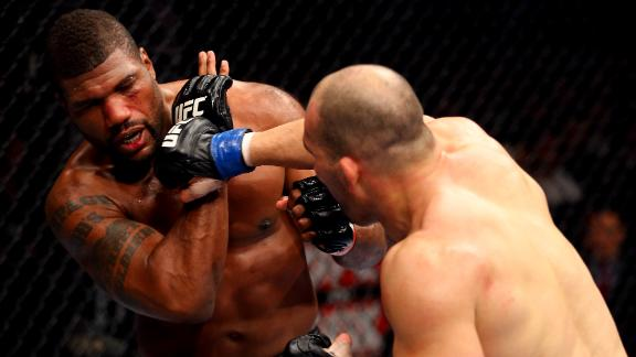 Court removes 'Rampage' from UFC 186