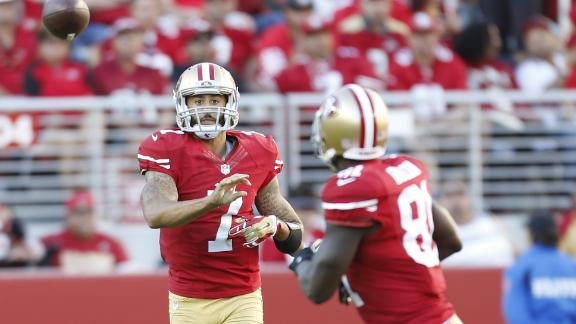 Boldin's advice for Kaepernick