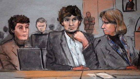 Tsarnaev guilty of marathon bombings; sentencing awaits