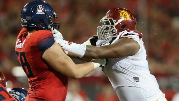 NFL draft lab: Defensive prospects