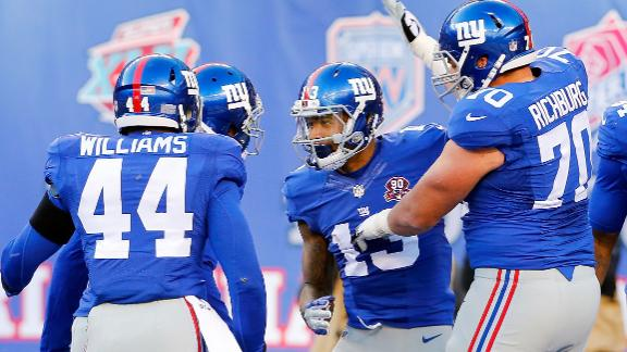 Video - No need for the Giants to trade down