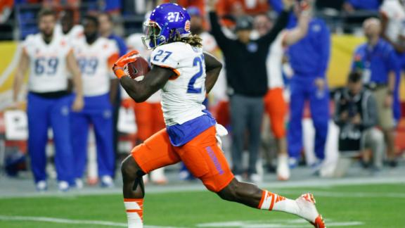 Boise State's Jay Ajayi could be fit for Texans